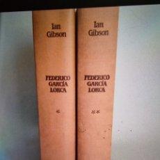 Libros de segunda mano: LIBRO FEDERICO GARCÍA LORCA, DE IAN GIBSON, EDITADO POR GRIJALBO. Lote 288578588