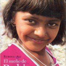 Libros de segunda mano: VESIV LIBRO EL SUEÑO DE RUBINA DE RUBINA ALI. Lote 288587368