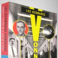 Libros de segunda mano: LOS HERMANO VONNEGUT - CIENCIA Y FICCION EN LA CASA DE LA MAGIA - GINGER STRAND. Lote 288675978