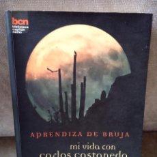 Libros de segunda mano: JAMY WALLACE - APRENDIZA DE BRUJA. MI VIDA CON CARLOS CASTANEDA - LA LIEBRE DE MARZO, 2005. Lote 289669558