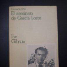 Libros de segunda mano: EL ASESINATO DE GARCIA LORCA. Lote 289764413