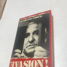 Libros de segunda mano: EVASIÓN. Lote 293999098