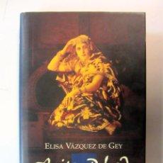 Libros de segunda mano: ANITA DELGADO, MAHARANÍ DE KAPURTHALA. ELISA VAZQUEZ DE GEY. CÍRCULO DE LECTORES 1997. TAPA DURA Y. Lote 294918403