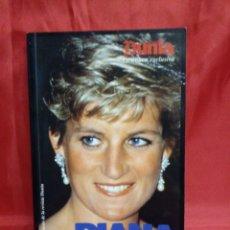 Libros de segunda mano: DIANA REINA DE CORAZONES. DUNIA. LA ULTIMA EXCLUSIVA. 1997.. Lote 295475903