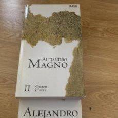 Libros de segunda mano: ALEJANDRO MAGNO. Lote 296854613