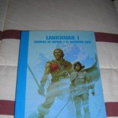 Libros de segunda mano: LANKHMAR I - FRITZ LEIBER ( CUENTOS DE FAFHRD Y EL RATONERO GRIS ) - NUEVO. Lote 26926347