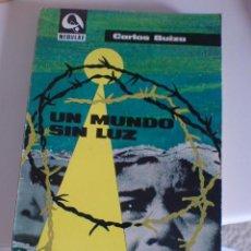 Libros de segunda mano: CIENCIA FICCION EDHASA NEBULAE CARLOS BUIZA . Lote 9742244