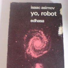 Libros de segunda mano: CIENCIA FICCION EDHASA NEBULAE YO ROBOT . Lote 9742312