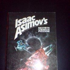 Libros de segunda mano: REVISTA ISAAC ASIMOV CIENCIA FICCION. Lote 10886736