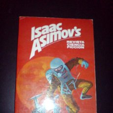 Libros de segunda mano: REVISTA ISAAC ASIMOV CIENCIA FICCION. Lote 10886738