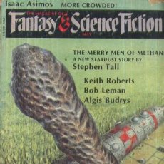 Libros de segunda mano: THE MAGAZINE OF FANTASY & SCIENCE FICTION MAY 1980 A-CF-095. Lote 3371327