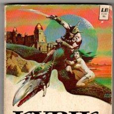 Libros de segunda mano: KYRIK: WARLOCK, WARRIOR, POR GARDNER F. FOX, IN THE TRADITION OF CONAN, 1975, 153 PGS.. Lote 12975170