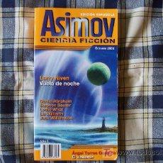 Libros de segunda mano: ASIMOV CIENCIA FICCION Nº 1 ( OCTUBRE 2003 ) ¡BUEN ESTADO!. Lote 21067019