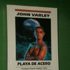 Libros de segunda mano: CIENCIA FICCIÓN NOVA. PLAYA DE ACERO.. Lote 16126716