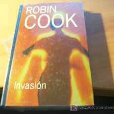 Libros de segunda mano: INVASION ( ROBIN COOK ) TAPA DURA . SIN ABRIR. Lote 16352210