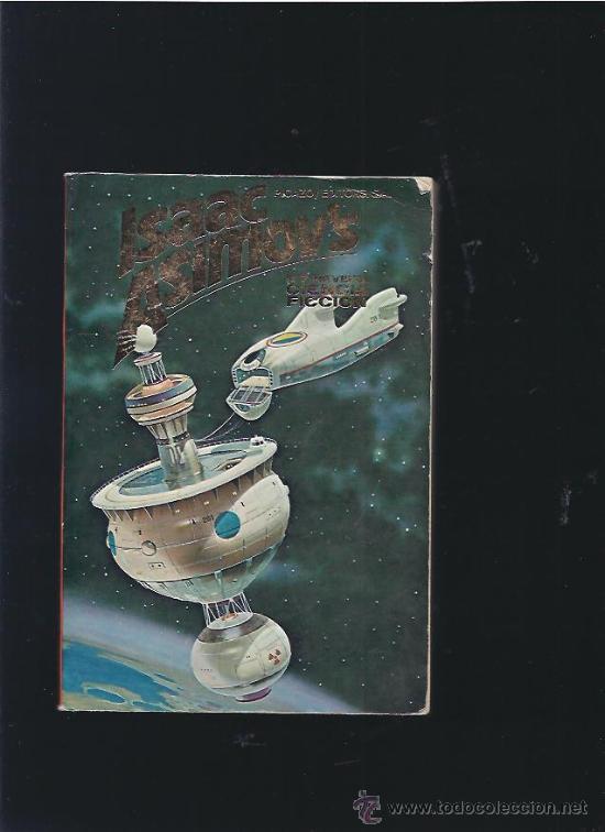 ISAAC ASIMOV 7 REVISTA CIENCIA FICCION (Libros de Segunda Mano (posteriores a 1936) - Literatura - Narrativa - Ciencia Ficción y Fantasía)