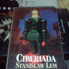 Libros de segunda mano: CIBERIADA CIENCIA FICCION STANISLAW LEM ALIANZA EDITORIAL. Lote 17728674