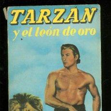 Libros de segunda mano: TARZAN Y EL LEON DE ORO. EDGAR RICE BURROUGHS. EDITORIAL GUSTAVO GILI. 1967.. Lote 17759320