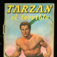 Libros de segunda mano: TARZAN EL TERRIBLE. EDGAR RICE BURROUGHS. EDITORIAL GUSTAVO GILI. 1966.. Lote 17759367