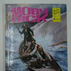 Libros de segunda mano: MOBY DICK, HERMAN MELVILLE. ED. TORAY. 26,5 CM.. Lote 18834489