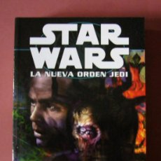 Libros de segunda mano: STAR WARS LA NUEVA ORDEN JEDI VECTOR PRIME. Lote 19729473