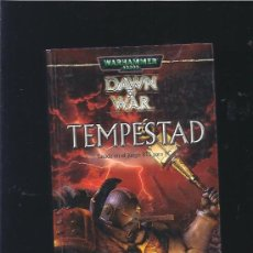 Libros de segunda mano: WARHAMMER TEMPESTAD. Lote 20085271