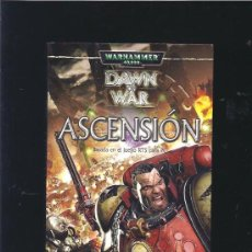 Libros de segunda mano: WARHAMMER ASCENSION. Lote 20085282