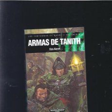Libros de segunda mano: WARHAMMER ARMAS DE TANITH. Lote 20086820