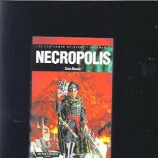 Libros de segunda mano: WARHAMMER NECROPOLIS. Lote 20087379