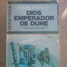 Dune / ciencia ficcion / ultramar 1986 frank he - Vendido