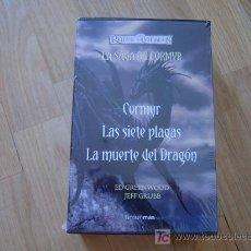 Libros de segunda mano: REINOS OLVIDADOS - TRILOGÍA LA SAGA DE CORMYR - ED GREENWOOD & JEFF GRUBB (TIMUN MAS *LIBROS JARIEGO. Lote 26629508