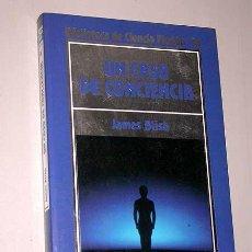 Libros de segunda mano: UN CASO DE CONCIENCIA. JAMES BLISH. BIBLIOTECA DE CIENCIA FICCIÓN Nº 14. ORBIS 1985. PREMIO HUGO.. Lote 25426751