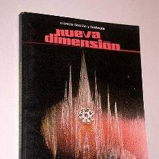 Libros de segunda mano: NUEVA DIMENSIÓN Nº 129. DICIEMBRE 1980. REVISTA DE CIENCIA FICCIÓN Y FANTASÍA. VER FOTO DEL ÍNDICE.. Lote 24404179