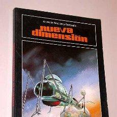 Libros de segunda mano: NUEVA DIMENSIÓN Nº 130.ENERO 1981. REVISTA DE CIENCIA FICCIÓN Y FANTASÍA. VER FOTO DEL ÍNDICE.. Lote 24404180