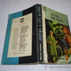 Libros de segunda mano: GUERRA A LOS DJINNS MURRAY LEINSTER EDHASA COLECCIÓN NEBULAE DE CIENCIA Y FANTASÍA 1956 RM39660. Lote 25097480