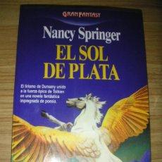 Libros de segunda mano: EL SOL DE PLATA (NANCY SPRINGER) MARTÍNEZ ROCA GRAN FANTASY. Lote 22138765