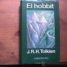 Livres d'occasion: EL HOBBIT, J. R. R. TOLKIEN, MINOTAURO, 1992. Lote 22522362