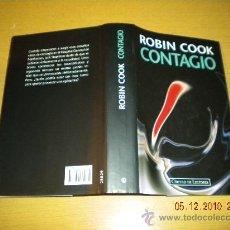 Libros de segunda mano: CONTAGIO -ROBIN COOK -CIRCULO DE LECTORES. Lote 27093724