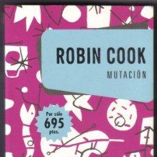 Libros de segunda mano: MUTACION. ROBIN COOK.. Lote 27257270