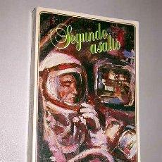 Libros de segunda mano: SEGUNDO ASALTO. LOUIS DE WOHL. EDICIONES PALABRA 1987. PORTADA DE COLMEIRO. TRADUCE ESTEBAN PERRUCA.. Lote 24296653