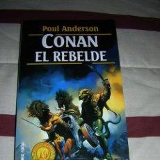Libros de segunda mano: CONAN EL REBELDE - POUL ANDERSON - NUEVO. Lote 54998746