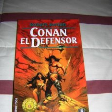 Libros de segunda mano: CONAN EL DEFENSOR - ROBERT JORDAN - NUEVO. Lote 40335997