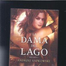Libros de segunda mano: LA DAMA DEL LAGO VOLUMEN 2. Lote 25524343