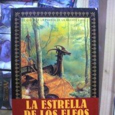 Libros de segunda mano: LA ESTRELLA DE LOS ELFOS /CICLO LA PUERTA DE LA MUERTE Nº 2 MARGARET WEIS Y TRACY HICKMAN /TIMUN MAS. Lote 62663356