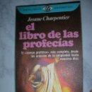 Libros de segunda mano: EL LIBRO DE LAS PROFESIAS. Lote 26509162