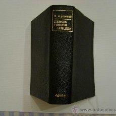 Libros de segunda mano: AGUILAR. CIENCIA FICCIÓN INGLESA III - AÑO 1968. Lote 26936266