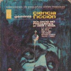 Libros de segunda mano: SELECCIONES CIENCIA FICCION 3 VARIOS GEMINIS. Lote 27448506