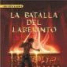 Libros de segunda mano: LA BATALLA DEL LABERINTO ( RIORDAN, RICK : GASTOS DE ENVIO GRATIS. Lote 27783908