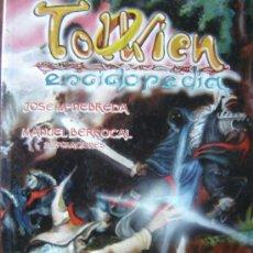 Libros de segunda mano: ENCICLOPEDIA DE TOLKIEN - TODO EL MUNDO DEL CREADOR DEL SEÑOR DE LOS ANILLOS ORDENADO ALFABÉTICAMENT. Lote 28338742