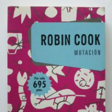 Libros de segunda mano: MUTACION - ROBIN COOK - PLAZA & JANES. Lote 28556127